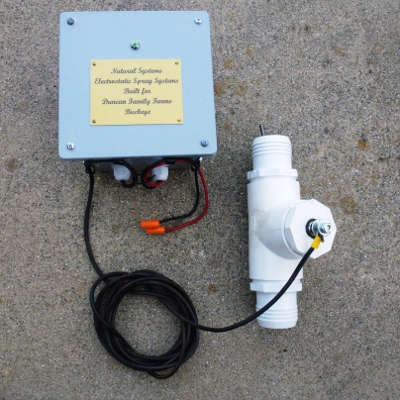 Electrostatic Add On for Sprayers